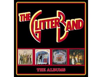 Glitter Band: The Albums (Deluxe Boxset) (4 CD)