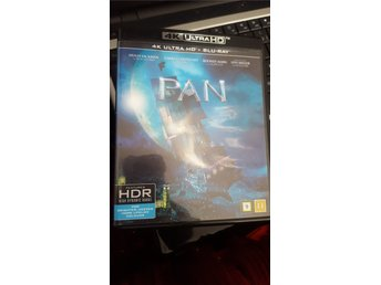 THE PAN 4K ULTRA HD + BLU RAY