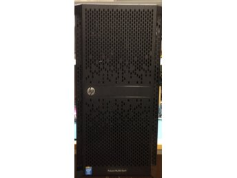 HP Proliant ML350 Gen9 E5-2620v3 16GB 2x300GB P44ar 2xPSU