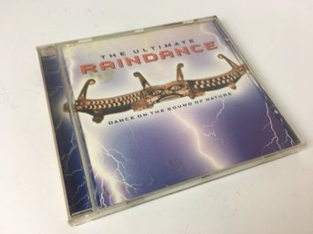 CD-skiva - The Ultimate Raindance - 1998