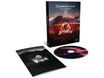 Gilmour David: Live at Pompeii 2017 (Blu-ray)