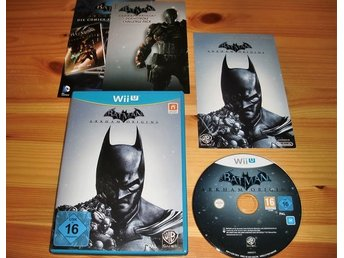 Wii U: Batman Arkham Origins