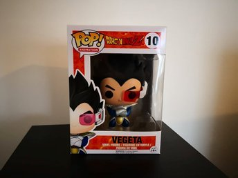 Vegeta Metallic Funko Pop