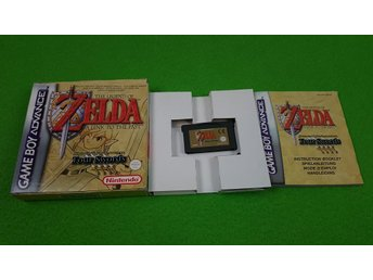 The Legend of Zelda A Link to The Past Four Swords Nintendo GBA