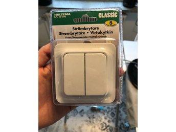 Trådlös mottagare för strömbrytare (331310539) ᐈ Köp på Tradera 6b9433f0bca6b