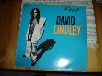 David Lindley - El Rayo-x