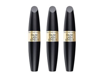 3-pack Max Factor False Lash Effect Mascara Black 13,1ml