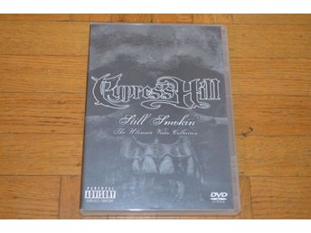 Cypress Hill - Still Smokin - The Ultimate Vedeo Collection DVD