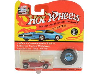 Beatnik Bandit Hot Wheels #5714 25th Anniversary Collector's Edition