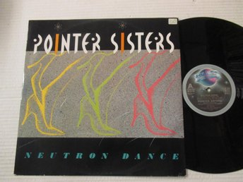 "Pointer Sisters ""Neutron Dance"""