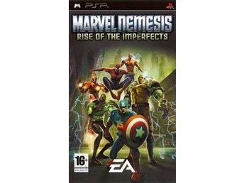 Marvel Nemesis: Rise of the Imperfects - Sony PSP - Varberg - Marvel Nemesis: Rise of the Imperfects - Sony PSP - Varberg