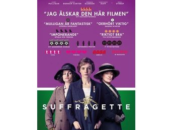 Suffragette, Bluray, Drama