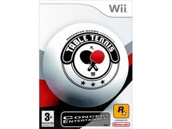 TABLE TENNIS (endast skiva) till Nintendo Wii - Göteborg - TABLE TENNIS (endast skiva) till Nintendo Wii - Göteborg