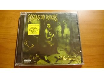 CD: Cradle of Filth, Thornography