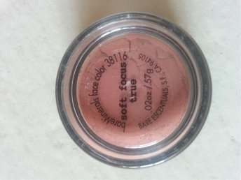SOFT FOCUS TRUE face color Bare minerals ID Bare escentuals