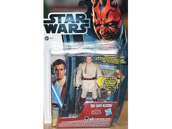 STAR WARS, OBI ONE KENOBI Ord pris 189.00:-