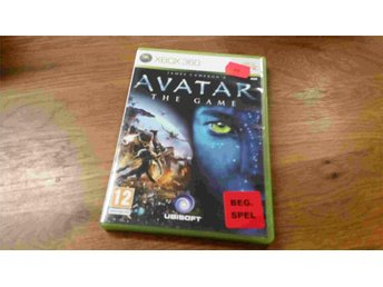 AVATAR THE GAME XBOX 360 BEG