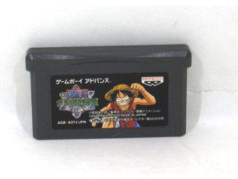 One Piece: Nanatsu Shima no Daihihou till GBA Game Boy Advance