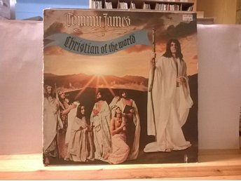 Tommy James - Christian Of The World, LP