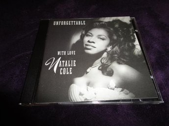 NATALIE COLE -- UNFORGETTABLE WITH LOVE