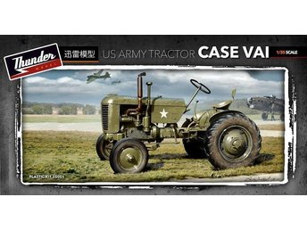 Thunder Models 1/35 US Army tractor Case VAI