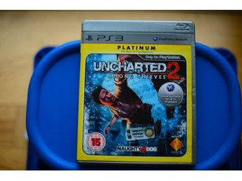 Playstation 3 spel PS3 Uncharted 2 among thieves