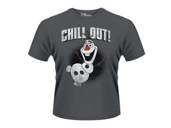 FROZEN- OLAF CHILL OUT T-Shirt - Large