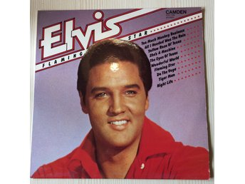 Elvis Presley: Flaming Star (UK-org./1980/Camden Records)