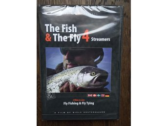 The Fish & The Fly 4 Streamers - DVD om flugfiske med streamer