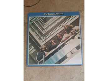 The Beatles 1967-1970 dubbel-LP