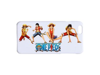 Manga One Piece Monkey D. Luffy iPhone 6 plus skal / mobilsk