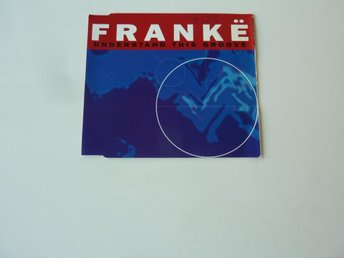 FRANKE - UNDERSTAND THIS GROOVE CD-SINGEL/MAXI (HOUSE)
