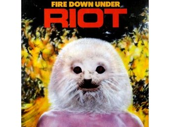 Riot: Fire down under 1981 (Digi/Rem) (CD)