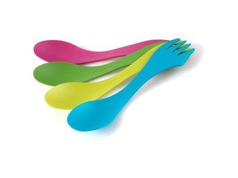 LIGHT MY FIRE 4-PACK SPORK klassiska storleken