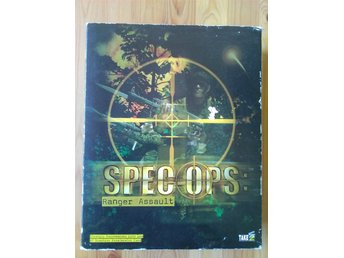 Spec Ops - Ranger Assault     BIG BOX