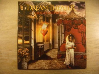 LP - Dream Theater: Images and Words - RI