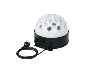 Eurolite LED B-12 MC mirror ball-effekt DMX RGBA