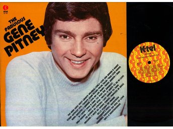 GENE PITNEY - THE FABULOUS