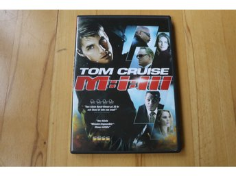 Mission Impossible III - DVD