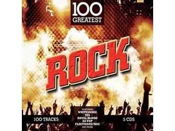 100 Greatest Rock (Digi) (5 CD)