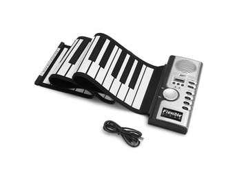 Stereo Roll-up Piano 61 tangenter keyboard