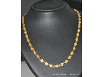 Collier 21k 23,3gr 56cm 6mm