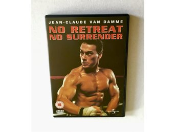 No Retreat, No Surrender (DVD) Jean-Claude van Damme