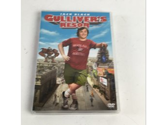 DVD VIDEO, DVD-Film, Gullivers resor