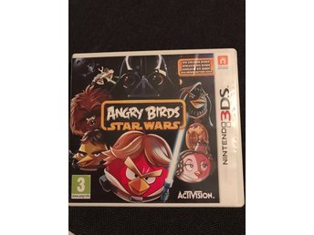 Nintendo 3DS Angry Birds Star Wars Nintendo 2DS