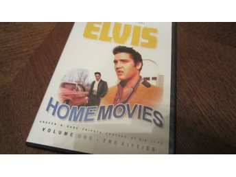 "Elvis Presley DVD: ""Home Movies of Elvis- 50´s"""