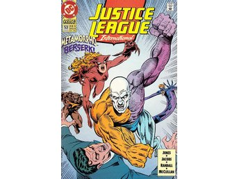 Justice League International nr 53 1993 / VF/NM / toppskick