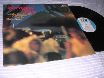 Carneval In Rio mit Herb Geller & His Latin Flutes LP EX/EX
