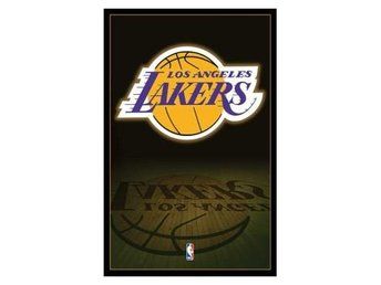 Los Angeles Lakers Affisch Logo A501