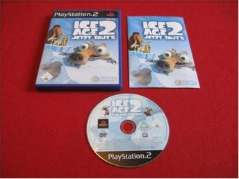 ICE AGE 2 till Playstation 2 PS2 - Blomstermåla - ICE AGE 2 till Playstation 2 PS2 - Blomstermåla